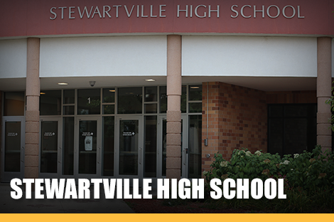 Stwewartvill High School